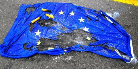 Ahora tenemos pruebas contundentes de que Europa está en recesión y que Alemania no puede frenarlo [RE]
