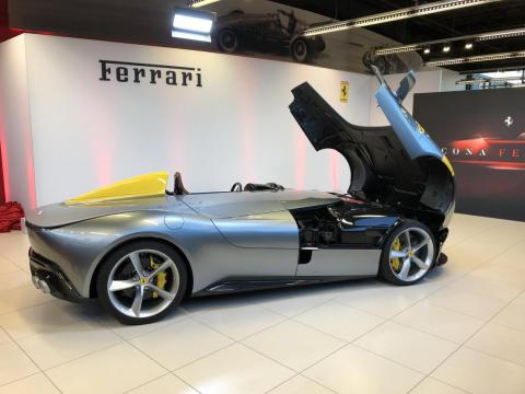 Ultra-exclusive models like the Monza SP1 and SP2 — $2 million cars — have also helped.