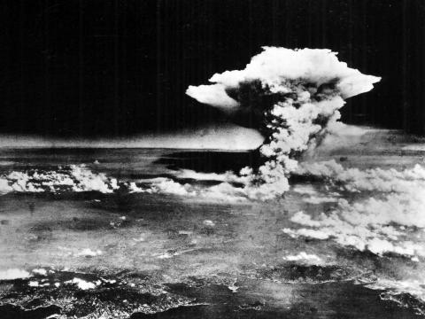 """The World Set Free,"" a 1914 novel by H.G. Wells, mentions a hand grenade of uranium that ""would continue to explode indefinitely."" Three decades later, the US detonated two nuclear bombs in Japan, hitting Hiroshima and Nagasaki."