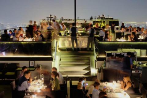 Your cruise ship dining experience might rival that of a fancy restaurant under the stars.