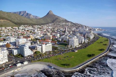 Cape Town, Sudáfrica