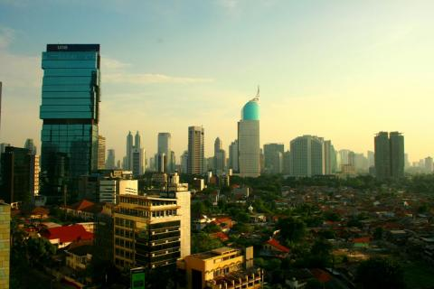 12. Located on the coast of the Java Sea, Jakarta is one of the largest cities in Southeast Asia.
