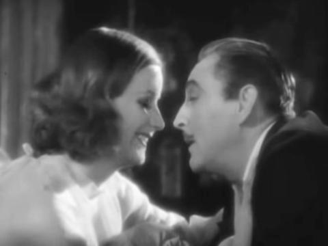 """""""Grand Hotel"""" fue dirigida por  Edmund Goulding."""