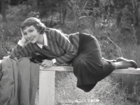 """""""It Happened One Night"""" fue dirigida por Frank Capra."""