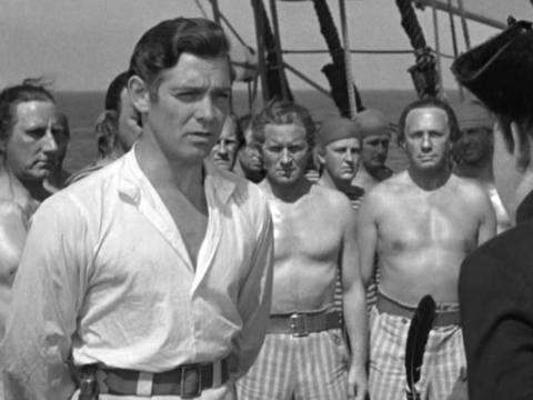 """Mutiny on the Bounty"" fue dirigida por Lewis Milestone."
