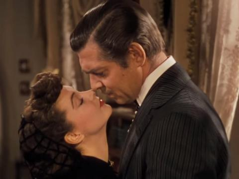 """""""Gone with the Wind"""" fue dirgida por Victor Fleming."""
