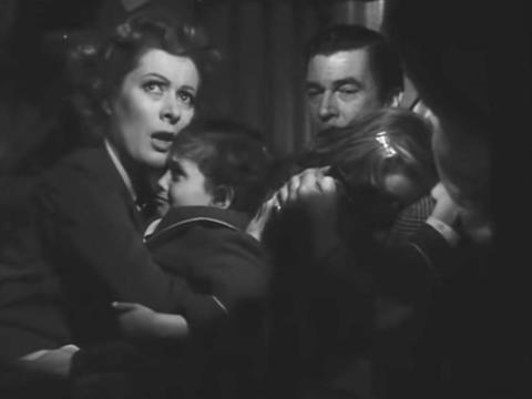 """Mrs. Miniver""fue dirigida por William Wyler."