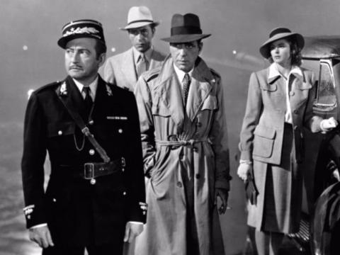 """""""Casablanca"""" fue dirigida por Michael Curtiz."""