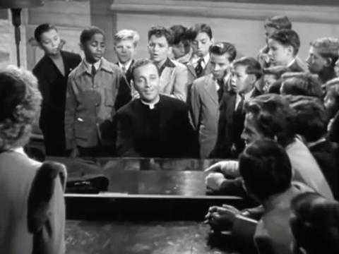 """Going My Way"" fue dirigida por  Leo McCarey."
