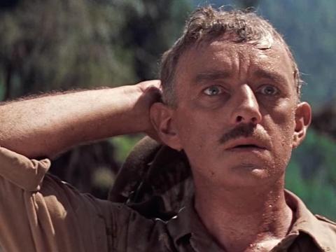 """""""The Bridge on the River Kwai""""fue dirigida por David Lean."""