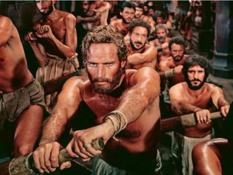 """""""Ben-Hur"""" fue dirigida por William Wyler."""