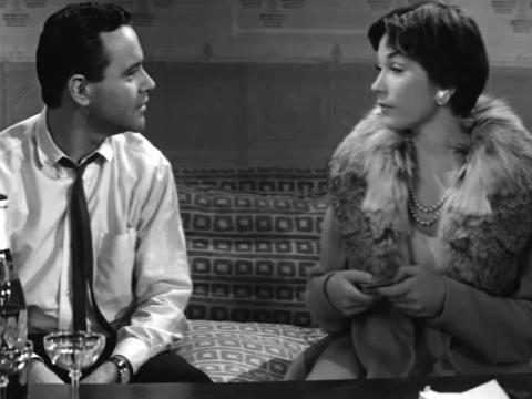 """""""The Apartment"""" fue dirigida por Billy Wilder."""