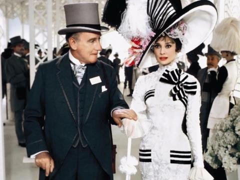 """""""My Fair Lady"""" fue dirigida por George Cukor."""