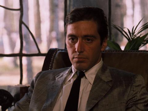 """The Godfather: Part II"" dirigida por Francis Ford Coppola."