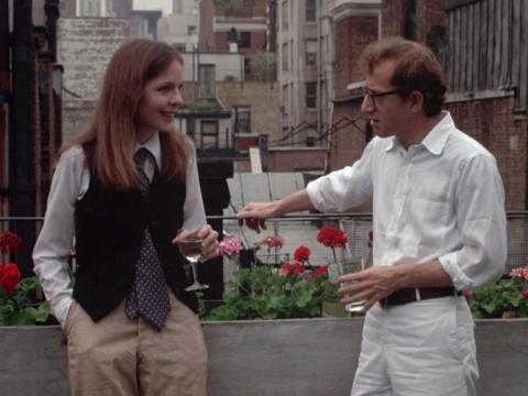 """""""Annie Hall"""" fue dirigida por  Woody Allen."""