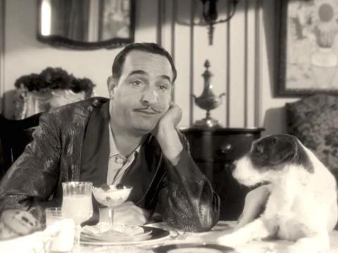"""The Artist"" dirigida por Michel Hazanavicius."