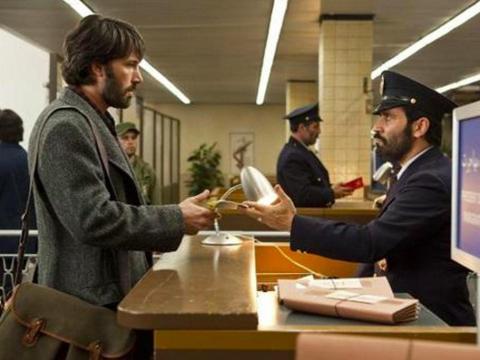 """""""Argo"""" dirigida por Ben Affleck."""