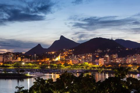 24. Rio De Janeiro is one of the top tourist destinations in the world and home to around 6.7 million people.