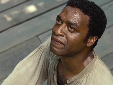"""""""12 Years a Slave"""" dirigida por Steve McQueen."""