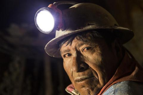 "4. Brown said that the Cerro Rico series of underground silver mines in Bolivia were ""perhaps the most dangerous series of mines that I have visited thus far."" The mines are believed to be responsible for the deaths of up to eight"