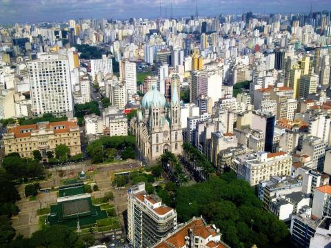 4. Sao Paulo is the most populous city in Brazil, the largest country in South America.