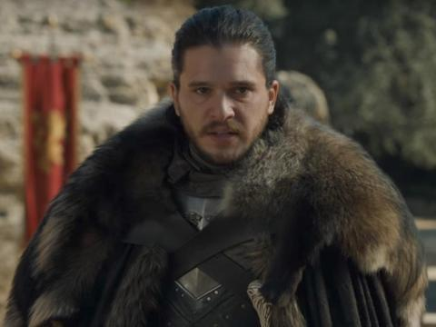 "$500,000 — Kit Harington, ""Game of Thrones"" (HBO)"