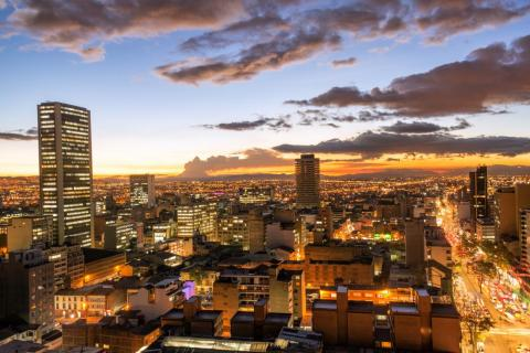 6. More than 10 million people in Colombia call the city of Bogota home.