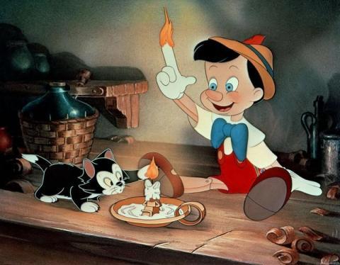 """7. """"Pinocchio"""" (1940)"""