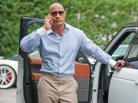 "650.000 dólares – Dwayne Johnson, ""Ballers"" (HBO)"