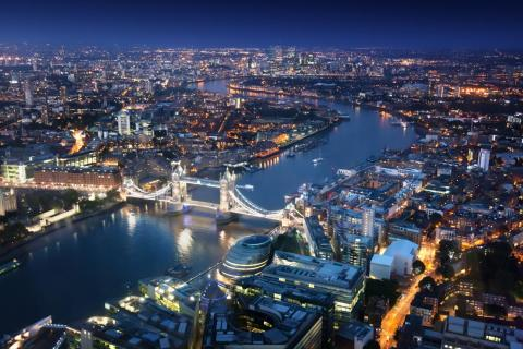 7. London is one of the most populous cities in the world.