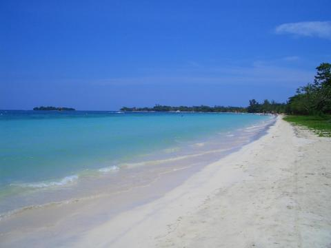 10. Playa de Siete Millas, Negril, Jamaica