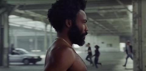 Video musical de This is America.