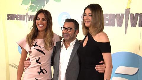 Jorge Javier Vazquez, Lara Álvarez y Sandra Barneda