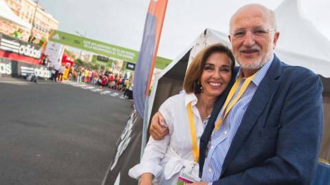 Juan Roig y Hortensia Herrero