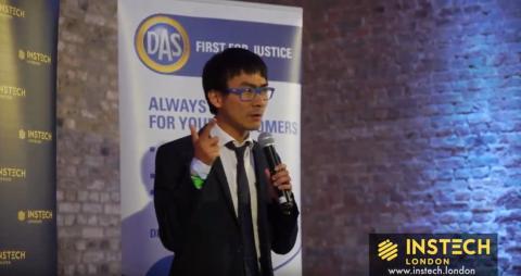 Lewis Z. Liu, CEO de Eigen Technologies.