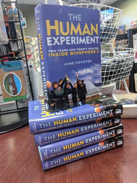 Libro The Human Experiment de Jane Poynter