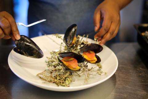 Mejor restaurante del año: Wolfgat