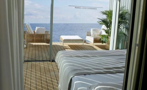 Habitación glamping Punta de Mar