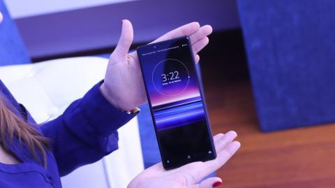 El nuevo Sony Xperia 1.