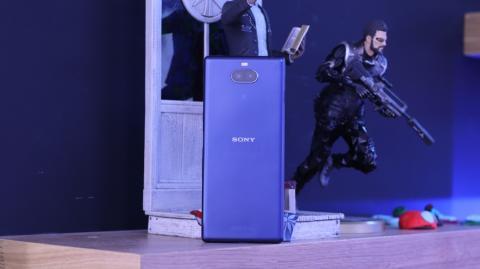 El Sony Xperia 10.