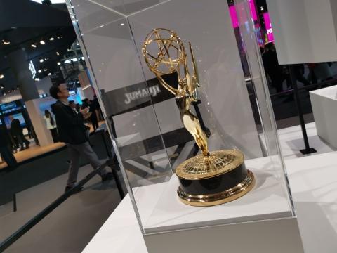 Sony lo recibió en 2017 por sus aportaciones en la producción televisiva.