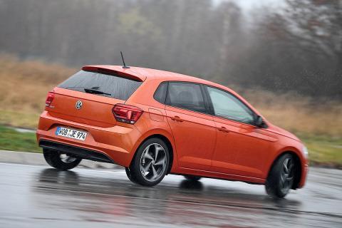Volkswagen Polo vs Audi A1