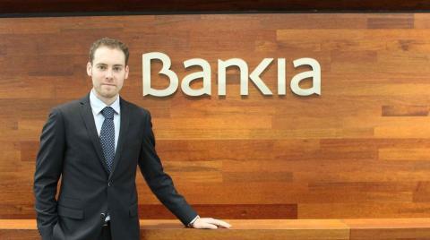 Alberto G. Toribio, responsable de blockchain en Bankia.