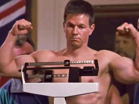 Mark Wahlberg is an overachiever; he works out twice a day, from 3:40 a.m. to 5:15 a.m. and at 4 p.m.