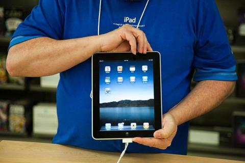 Apple released the first iPad nearly a decade ago, on April 3, 2010. At first, many people thought it would tank.