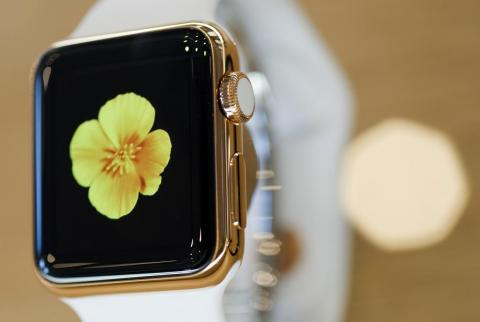 1. Apple Watch Edition (2015) — $17,000