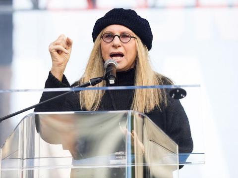 Barbra Streisand es una incansable defensora de la salud cardiovascular de las mujeres.