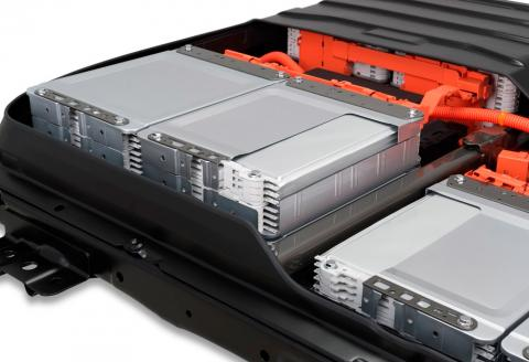 bateria baterias coche electrico