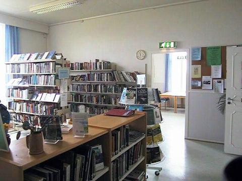 Biblioteca prisión de Bastoy