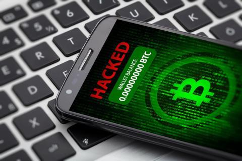 Criptomoneda bitcoin móvil Android